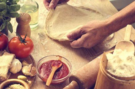 ¿Cómo hacer masa de pizza sin levadura? ¡Recetas deliciosas!