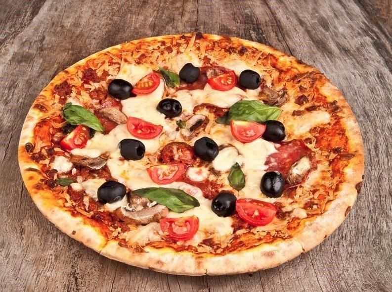 Descubre cómo hacer una pizza vegetariana
