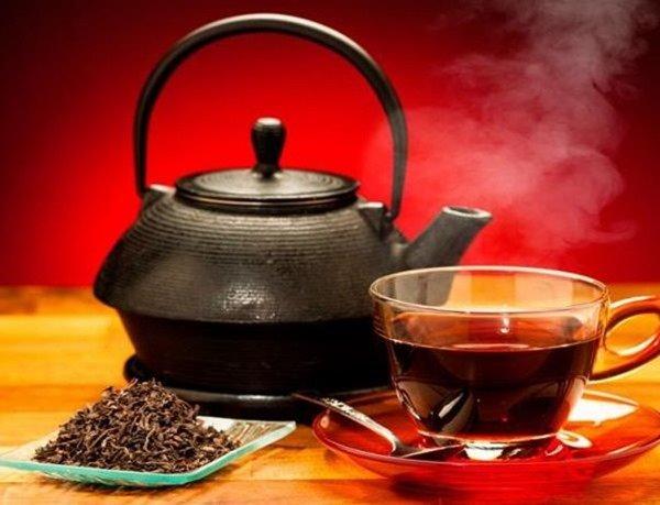 Cómo hacer té