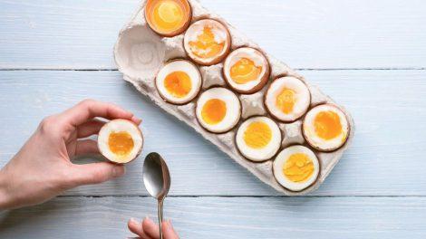 Cómo pasteurizar huevos caseros