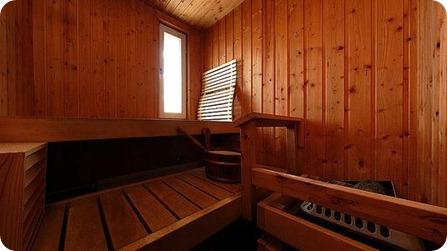 como tomar sauna