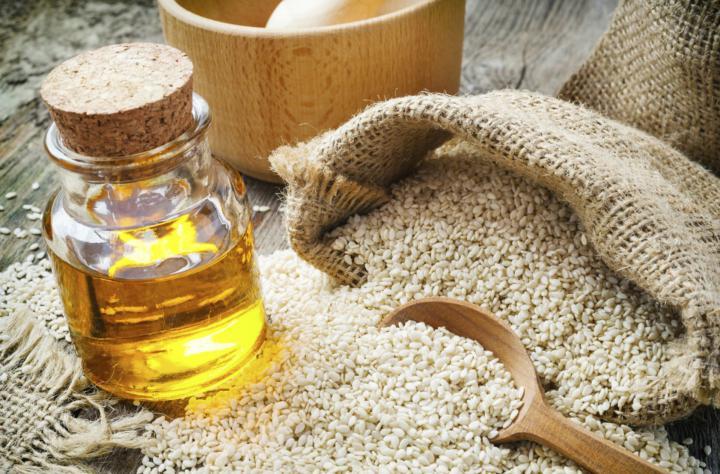 Como comer las semillas de sesamo