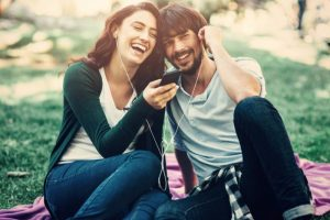Compartir auriculares