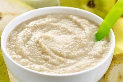 4 recetas de compotas para bebés nutritivas