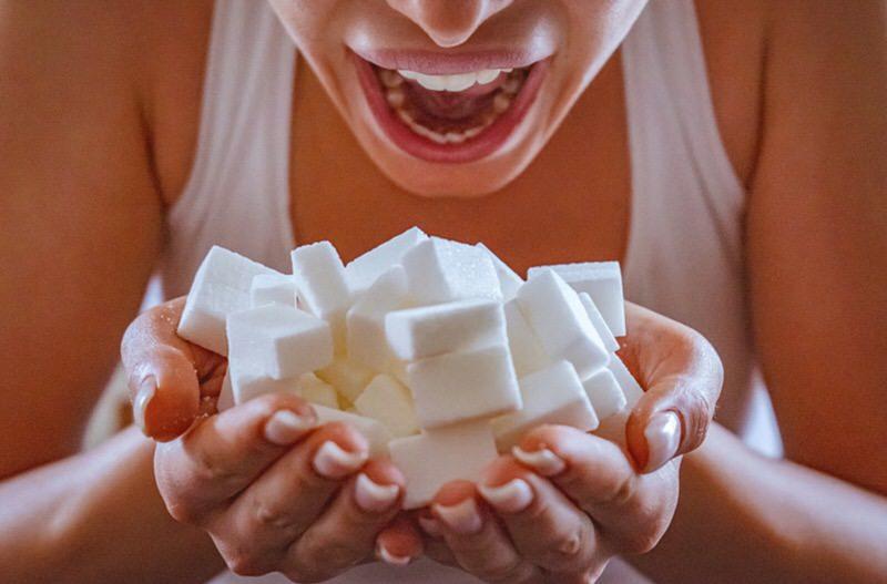 Consecuencias del azúcar refinado en la salud
