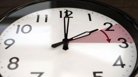Consecuencias del cambio de hora