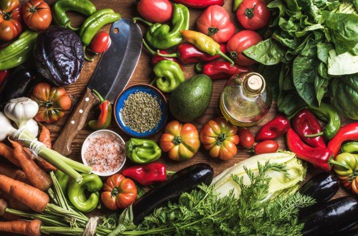 Consejos para dietas vegetarianas