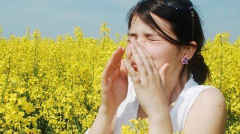 Consejos para aliviar la alergia primaveral