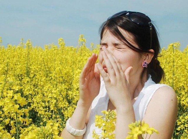 Cómo disminuir los síntomas de la alergia en primavera naturalmente