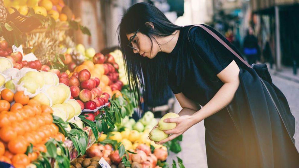 Consejos para cuando vayas a comprar fruta
