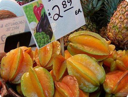 Consejos a la hora de comprar frutas
