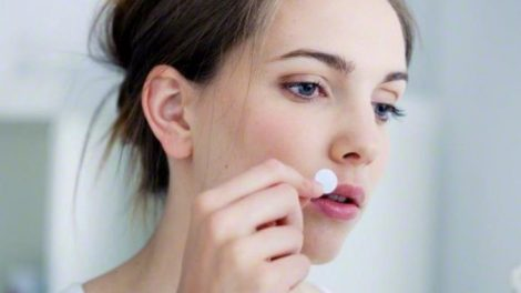 Consejos naturales para el herpes labial