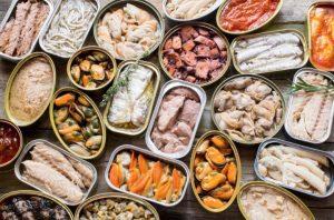 Conservas de pescado: beneficios nutritivos. ¿Son sanas?