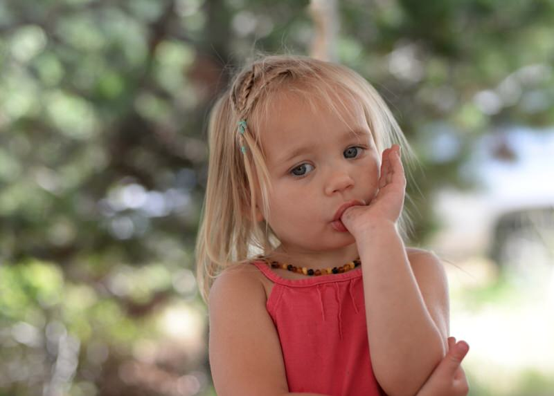Contagio de las lombrices intestinales en niños