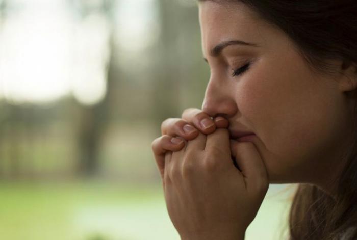 Efectos de contener el llanto en la salud
