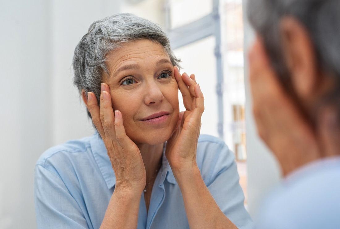 Contorno de ojos a los 60 años