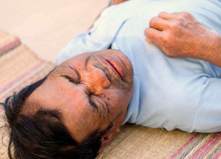 Primeros auxilios ante una convulsión