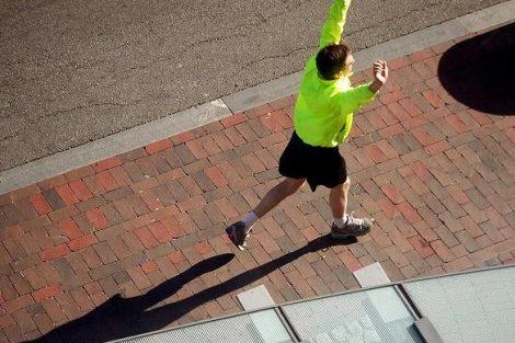 Retrorunning: correr hacia atrás
