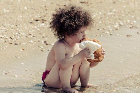 El corte de digestión en el niño: síntomas y cómo evitarlo