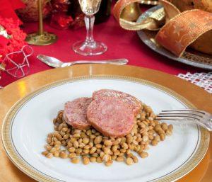 Receta de Cotechino italiano, ideal para Navidad y Fin de Año