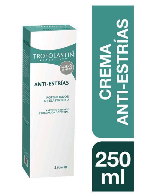 Crema antiestrías de Trofolastín