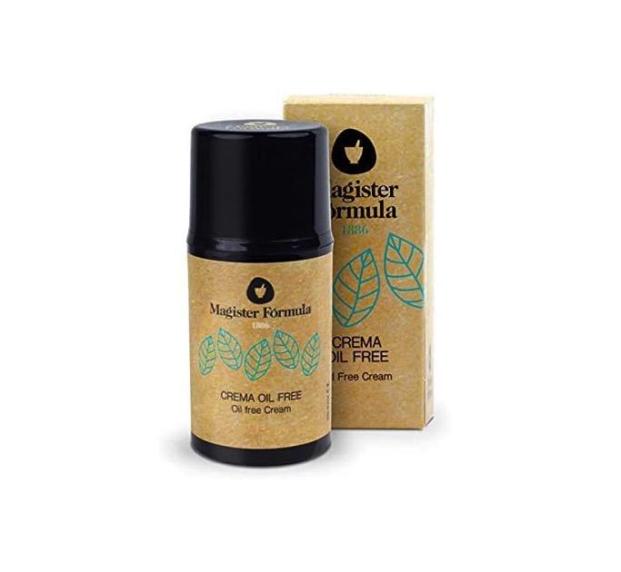 Crema hidratante facial de Magister Formula