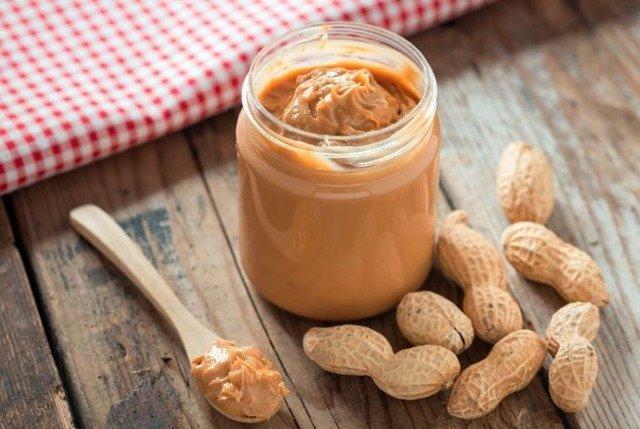 Propiedades de la mantequilla de cacahuete