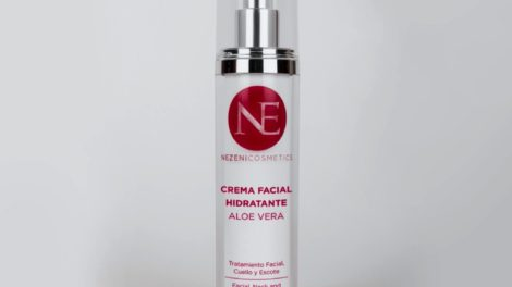 Crema Facial Aloe Vera de Nezeni Cosmetics