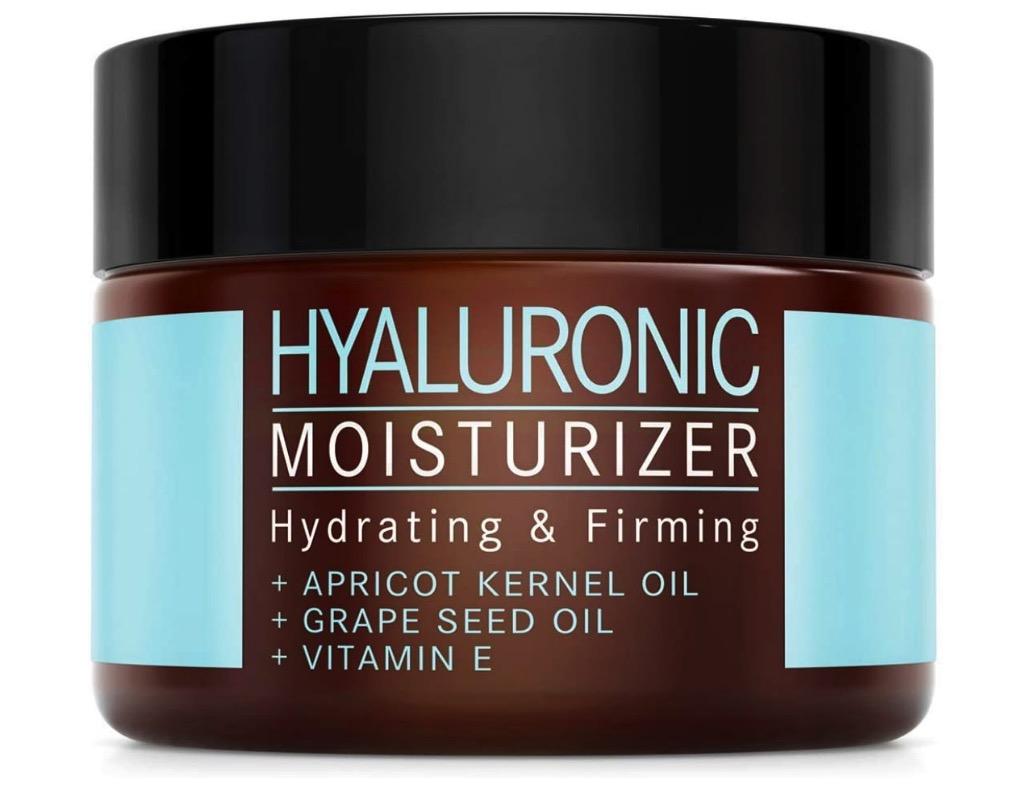 Crema hidratante facial vegana de Mother Nature Cosmetics