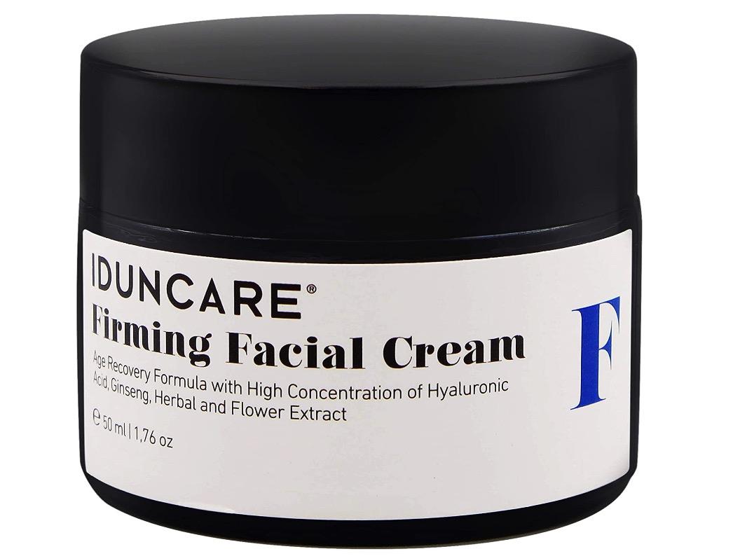Crema facial reafirmante de Iduncare