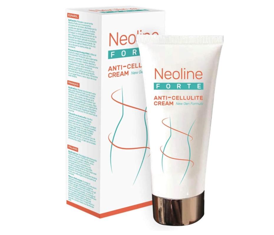 Crema reafirmante y reductora de Neoline Forte