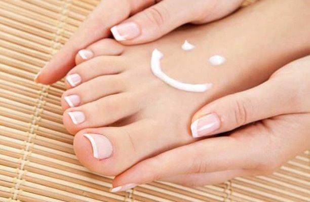 Crema para los pies: ideal para relajar y masajearlos