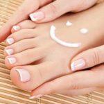Crema casera para masajear y relajar los pies