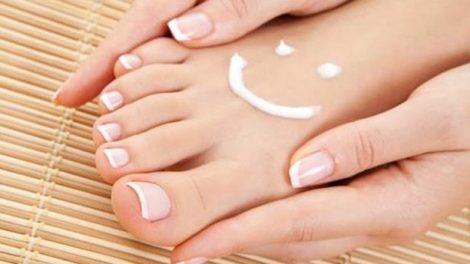 Remedio para hacer una crema casera para relajar los pies