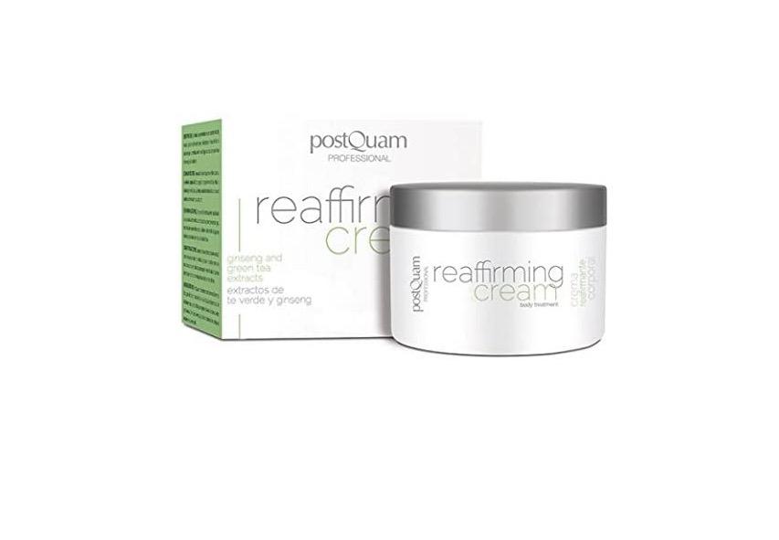 Crema reafirmante corporal efecto antiestrías de Postquam