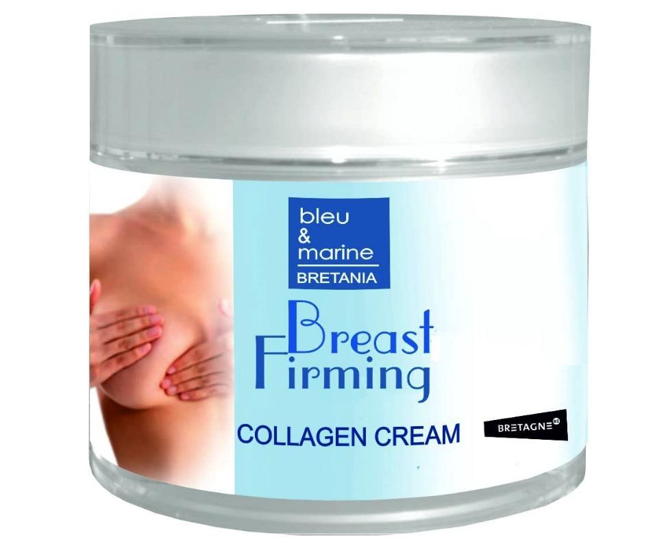 Crema reafirmante de senos de Bleu & Marine Bretania