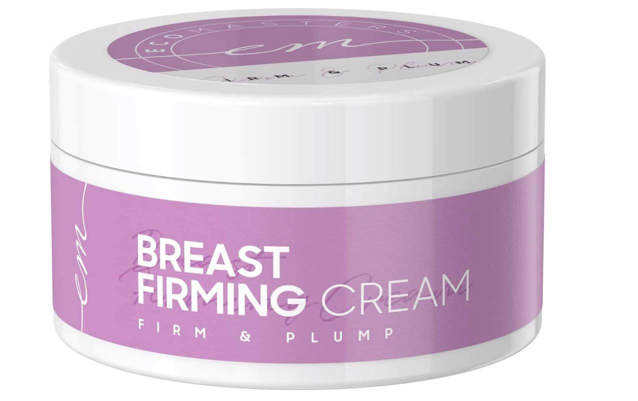 Crema reafirmante de senos de Eco Masters