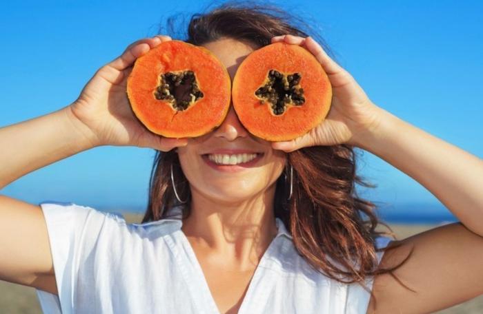 Cualidades de la papaya