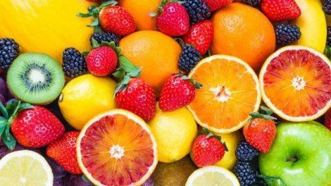 ¿Cuánto engorda la fruta?