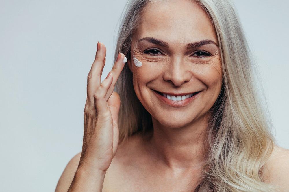 Cuidado de la piel mayor