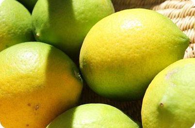 Cura de limon
