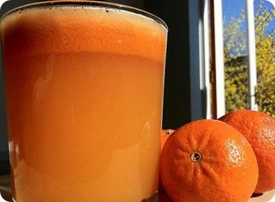 cura de naranja