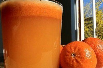 Beneficios de la cura de naranja