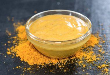 Receta de curry de mango