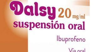 Retiran Dalsy del mercado