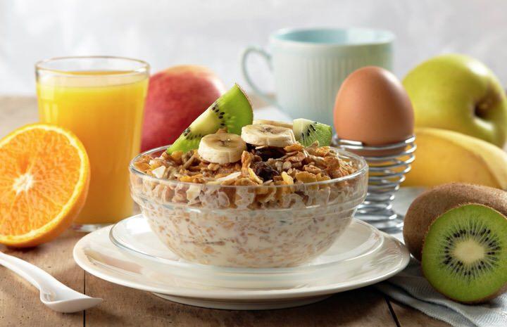 Como tomar un desayuno energetico