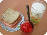 Desayunos sanos y saludables