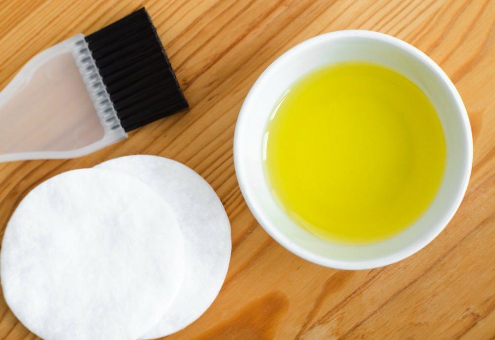 Desmaquillante casero para piel seca