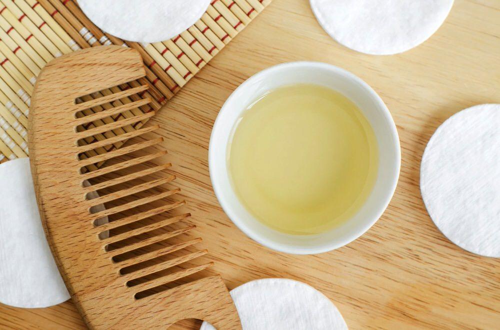 Desmaquillarse con aceite de coco