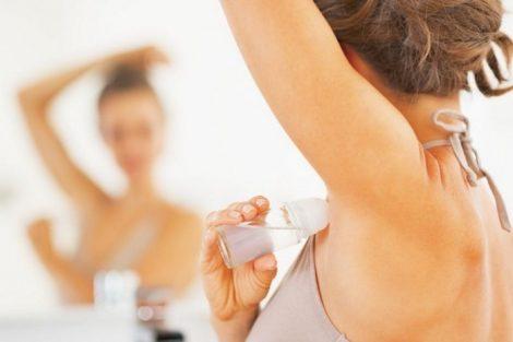 2 recetas para hacer desodorantes caseros